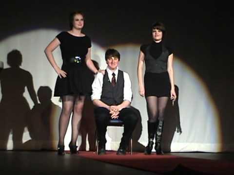 Drama Awards Night 2009 (Holly Brooks, Dalanee Laughrey, Matthew Spady) (видео)