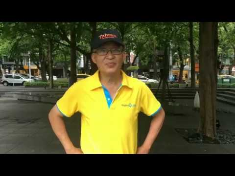 Come to Taiwan find Peter-Dive into My Hometown - Tour guide creative video vote
