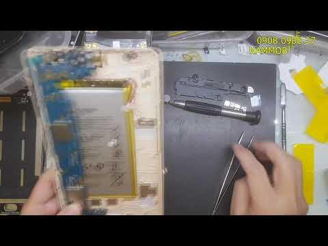 Huawei Media Pad T1 701 Sạc không vào pin thay chân sạc