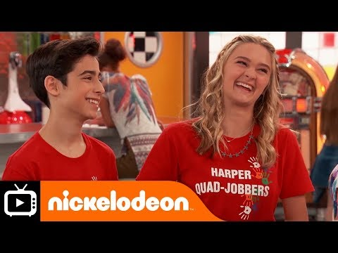 Nicky, Ricky, Dicky & Dawn | Quad Jobbers | Nickelodeon UK