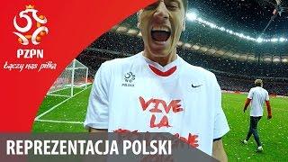Polska w finałach ME we Francji! Radość piłkarzy