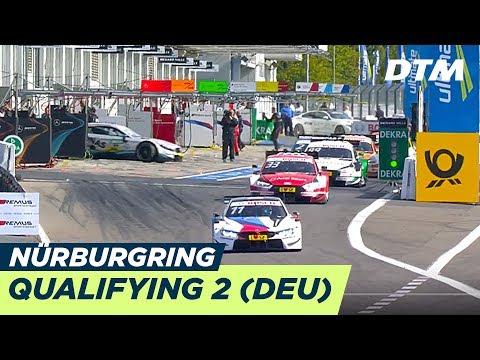 DTM Nürburgring 2018 - Qualifying Rennen 2 - Re-Live (Deutsch)