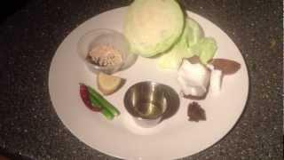 Muttakos Thuvaiyal Or Cabbage Thuvaiyal