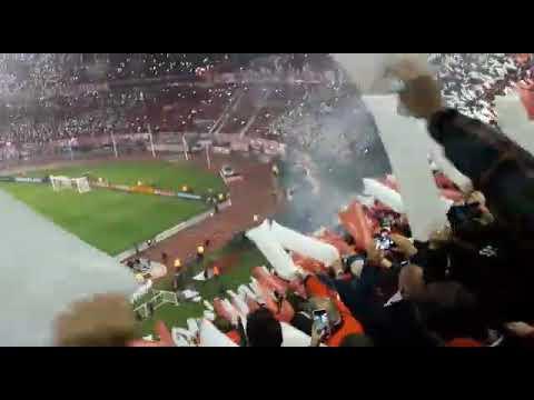 Recibimiento River Plate vs Wilsterman - Los Borrachos del Tablón - River Plate - Argentina - América del Sur