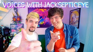 Video VOICES WITH JACKSEPTICEYE MP3, 3GP, MP4, WEBM, AVI, FLV September 2018