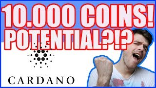 Why I own 10,000 Cardano!!! CARDANO's Potential and Price Prediction !