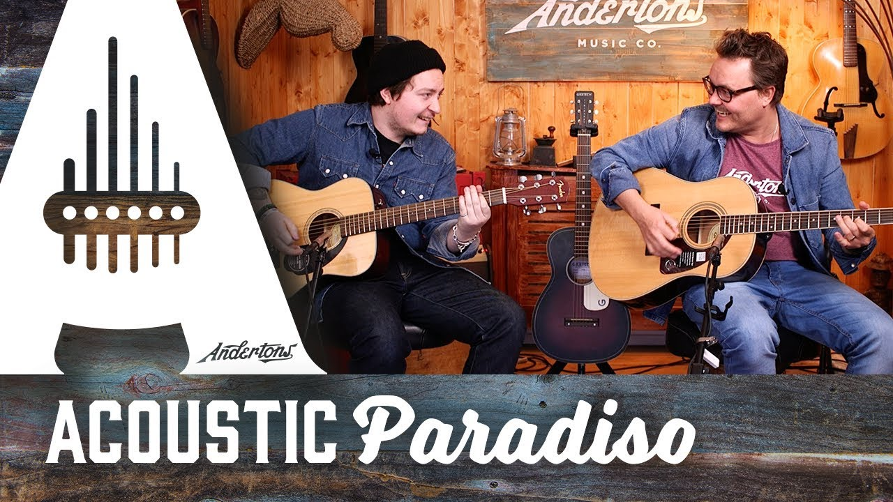 Thee Affordable Acoustic guitars To Get Started With