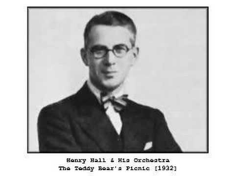 Tekst piosenki Henry Hall & His Orchestra - Teddy Bear's Picnic po polsku