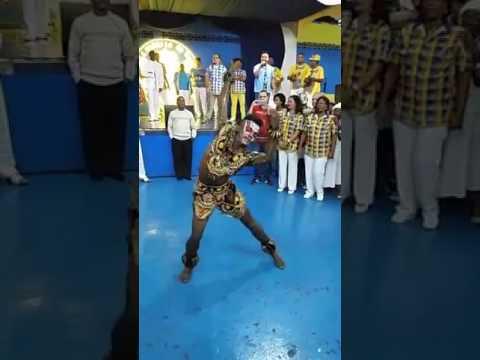 Samba-Paraíso do Tuiuti-Carnaval 2018