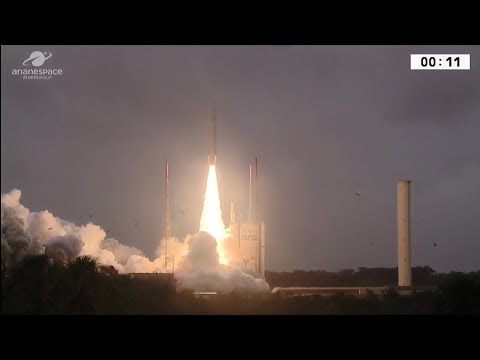 Arianespace orbits four more Galileo satellites as Ariane 5 logs 82nd successful launch in a row © Arianespace