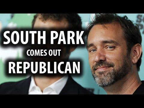 South Park Creators Come Out as Republicans