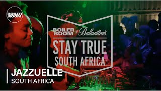 Jazzuelle - Live @ Boiler Room x Ballantine's Stay True South Africa 2016