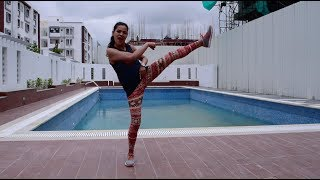 Burn up the fat with easy moves!Here is an important info for people who are watching my videos, that these videos are just dance based Zumba and created only for fun & fitness purpose. These videos are specially for beginners and fitness freaks.Subscribe: https://www.youtube.com/channel/UCf-6J0pMRqsAffXbxNXD_PQLike: https://www.facebook.com/nehabhardwajshukla/Please note that I do not own the rights to this song and use it for teaching and demonstration purposes only under the Copyright Fair Use Act.