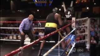 Shaq vs Oscar De La Hoya - Part 2 - September 8, 2009