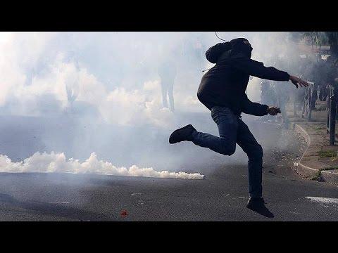 Γαλλία: Χιλιάδες στους δρόμους για την απόσυρση της εργασιακής μεταρρύθμισης