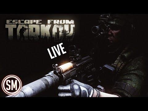Escape From Tarkov Live - Csatorna update hírek közlése, questezés, sok hálál :D