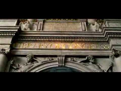 National Treasure: Book of Secrets Trailer