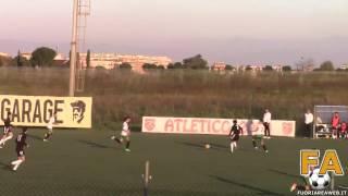 ALLIEVI ELITE FASCIA B: Atletico Kick Off - Certosa 1-0