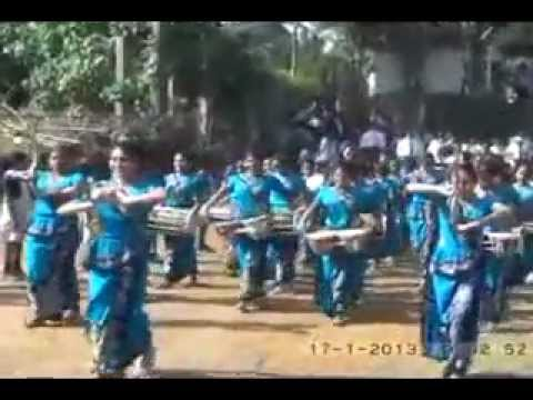 Ceremonial Opening Of Kiribathgoda Sussex College New Building.flv