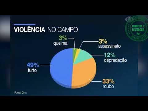 Jornal da Band: Parceria para frear o aumento dos crimes no campo
