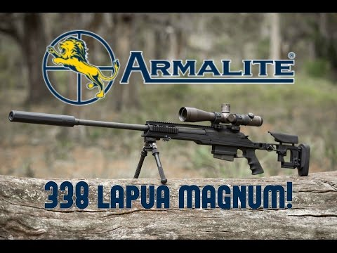 AR-30A1 .338 Lapua Review – NFA Review Channel