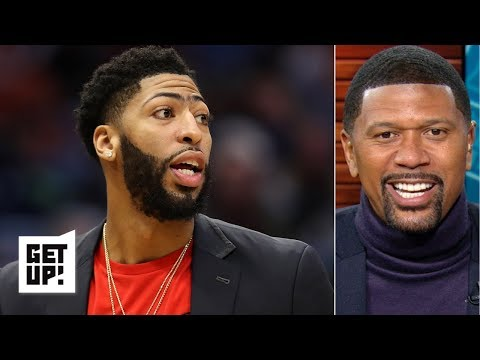 Video: Anthony Davis smart to release his 4 desired trade destinations – Jalen Rose | Get Up!