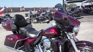 9. 649331 - 2015 Harley Davidson Ultra Limited Low   FLHTKL - Used motorcycles for sale