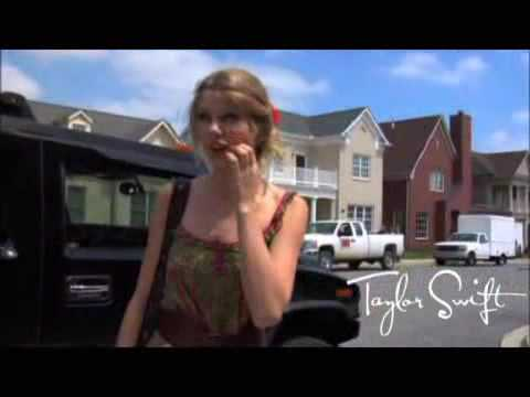 Taylor Swift (German Trailer 2009) + Behind the scenes of You Belong with Me