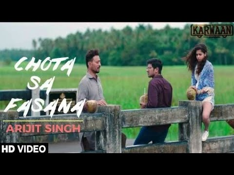 Chota Sa Fasana Video Song | Whatsapp Status | Arijit Singh | Karwaan | Irrfan Khan
