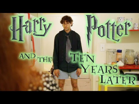 potter - Episode Two: http://www.youtube.com/watch?v=NlQYoPSk0Zs Subtitled in English, French, & German. Not intended for younger viewers. Please pass this along to y...