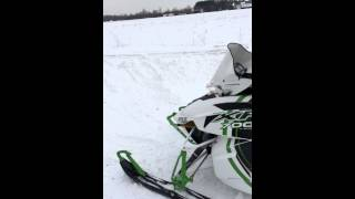 8. 2015 arctic cat xf 7000 osp exhaust