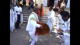 Ethiopian's Fasika 2005@south Korea In Greek Orthodox Metropolin