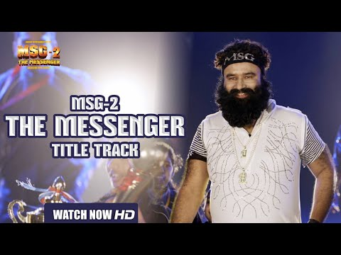 MSG The Messenger VIDEO Song | MSG-2 The Messenger