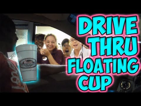 Drive Thru Floating Cup