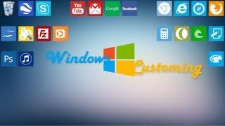 """Vous pourrez enfin changer les icônes par défaut de vos raccourci Google Chrome, Mozilla Firefox, PhotoShop et bien d'autres... Une simple manipulation suffit en plus du téléchargement des icônes.Lien de l'archive """"Windows 8 Metro icon""""→ http://adf.ly/QK97t (""""Passer l'annonce"""" en haut à droite)__________Visite et abonne-toi à la chaîne Youtube→ http://www.youtube.com/CustomingWindowsPersonnaliser son bureau et ses icônes  TUTO FR→ http://www.youtube.com/watch?v=VsfuHjtvDaYxWidget: Ajouter des widgets sur votre bureau  TUTO FR→ http://www.youtube.com/watch?v=JgWYa1oAhpA"""