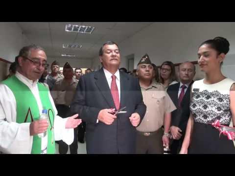 Hospital Militar cuenta con Renovado Pabellón Oncohematológico