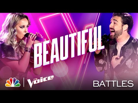 """Cami Clune vs. James Pyle - Boy & Bear's Cover of Chris Isaak's """"Wicked Game"""" - Voice Battles 2020"""