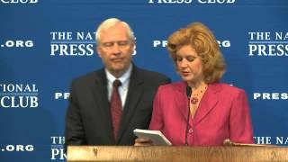 Penn State President Rodney Erickson Speaks at National Press Club Luncheon
