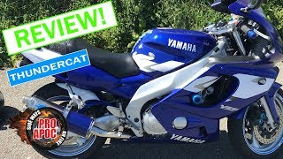 2. Yamaha Thundercat YZFR600 first impressions - review of an affordable sportsbike