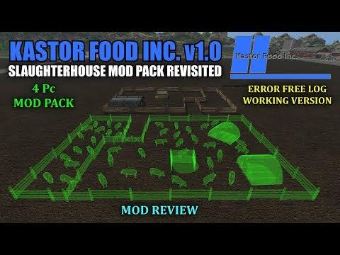 Kastor Food RUS v1.0
