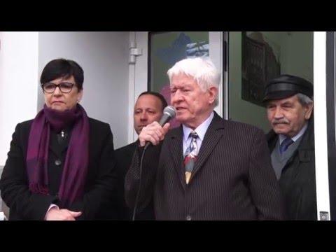 TVS: Kunovice - Oslava 101. výročí narození Jana Hrubého