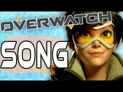 "Overwatch Song ""Overcome"" Song And Rap by Tryhardninja"
