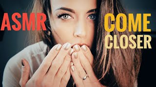 ASMR Gina Carla 👄 Winter Cuddle! Let Me Tingle Your Ears! Very Close Up!