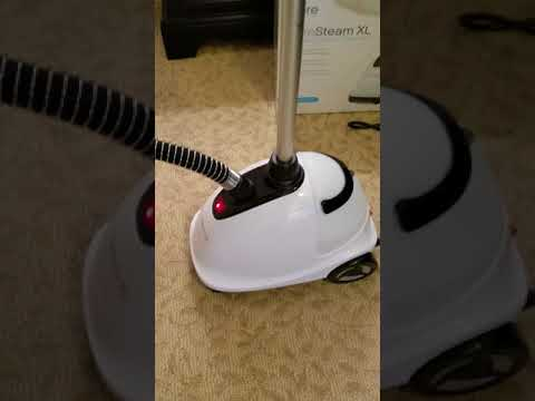 Puresteam XL Fabric Steamer Review
