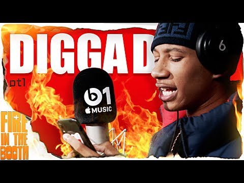Digga D – Fire In The Booth