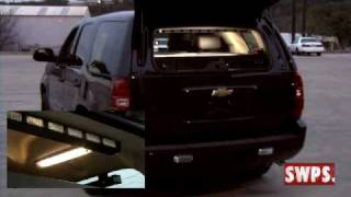 5. 2008 Chevrolet Tahoe Howler Full Length Police SWPS - AP08TAHOE2