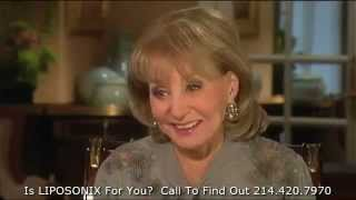 Barbara Walters features Liposonix