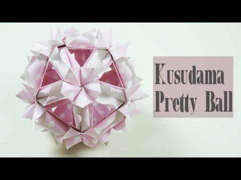 Kusudama Tutorial - 006