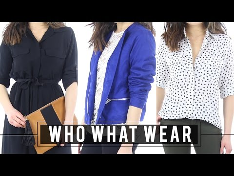 Who What Wear for Target TRY ON Clothing Haul & Review | Fashion First Impression | Miss Louie