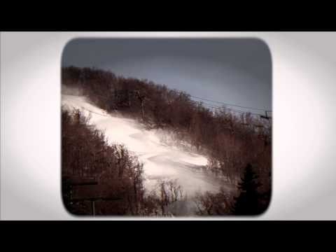 Early Season Snowmaking Snapshot at Bromley Mountain